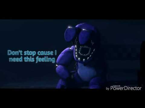 Fnaf song 》Bonnie need this feeling 》Ben Schuller 》Lyrics
