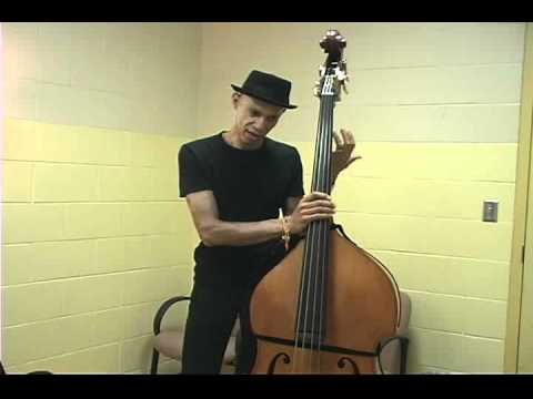 ira coleman on playing upright bass on sting 39 s symphonicity youtube. Black Bedroom Furniture Sets. Home Design Ideas