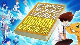 Guia definitivo para entender a história de Digimon Adventure tri