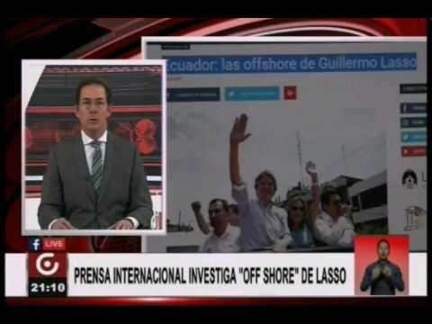 ¡URGENTE! GUILLERMO LASSO EN LA MIRA | 'Magnate Offshore' - 'El Rey de los Paraísos Fiscales' [2/3]