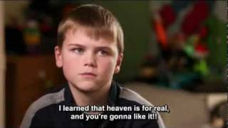 11 yr Old Went to Heaven and Back, and Tells What He Saw! - with English Subtitles