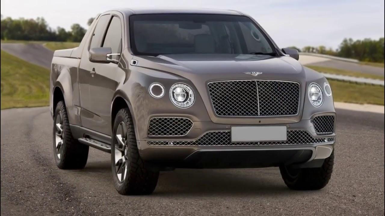 Bentley Pickup