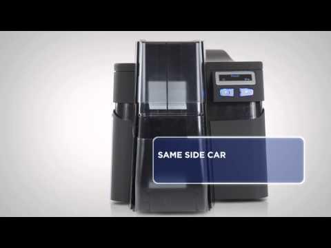 Card Printers - DTC400 Card Printer & System