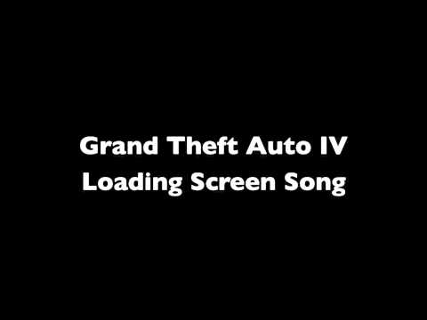 Grand Theft Auto IV Loading Screen Song 1 Hour Loop