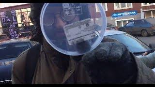 Саранск снова оккупировали попрошайки!