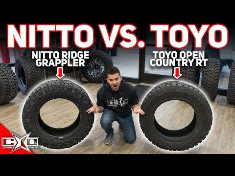 Nitto VS Toyo || Battle Of The Hybrids