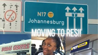 I'm Finally Moving To Res!  Lesi M   South African YouTuber