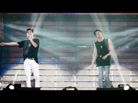 [4K] 180506 동방신기 넌 나의 노래 (You're My Melody) TVXQ! CONCERT -CIRCLE- #welcome