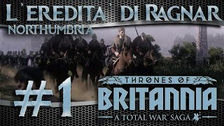 Thrones Of Britannia | Northumbria: L