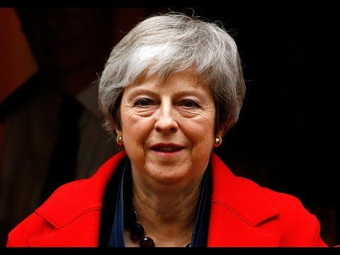 Brexit debate on Theresa May's deal in British parliament