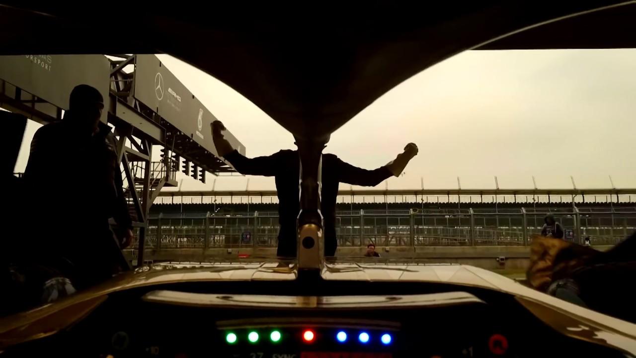 บังไม่บัง? ชมมุมมองจากค็อกพิทรถแข่ง F1 พร้อมเสานิรภัย Halo