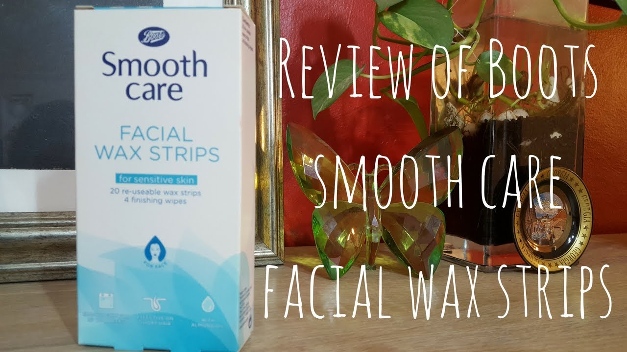 Review Of Boots Smooth Care Facial Wax Strips My All Time