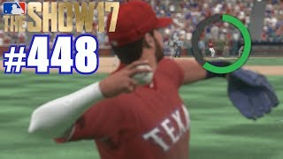 FIRST TIME THEY'VE LET ME TRY THIS! | MLB The Show 17 | Road to the Show #448