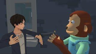 Eren Defends Himself (AOT VR)
