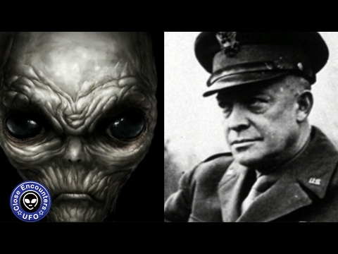 Eisenhower And The Aliens Former US President Had Three Secret Meetings With Extra Terrestrials