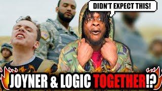 JOYNER & LOGIC TOGETHER?! | Joyner Lucas ft. Logic - I$I$ (ADHD) REACTION!