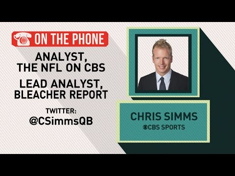 Gottlieb: Chris Simms on Chuck Pagano, Bill O
