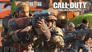 PS4 Games | Call of Duty: Black Ops 4 – Blackout Battle Royale Trailer