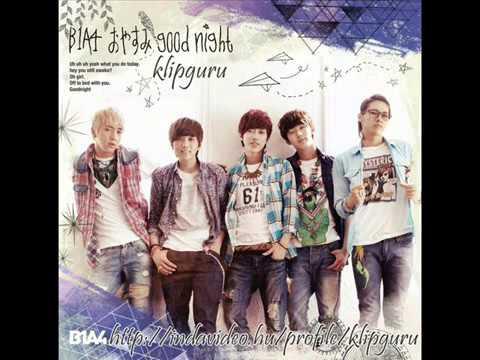 B1A4-Baby I'm Sorry (Japan)