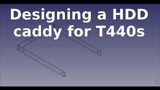 Making a HDD caddy for T440s