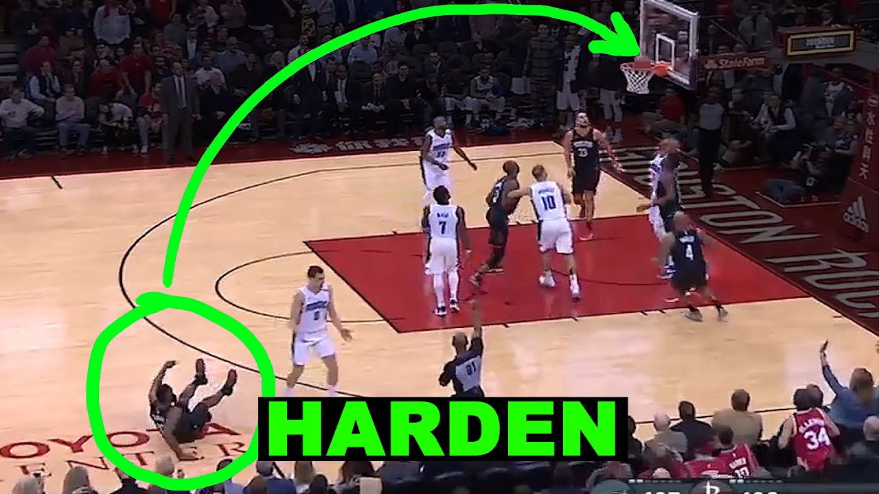 This Is How JAMES HARDEN Became The KING Of 4 PT Plays