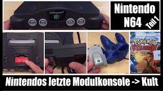 (RP) #77 - Ninтendo 64 - Nintendos letzte Modul-Konsole auf dem Prüfstand + Zubehör (1)