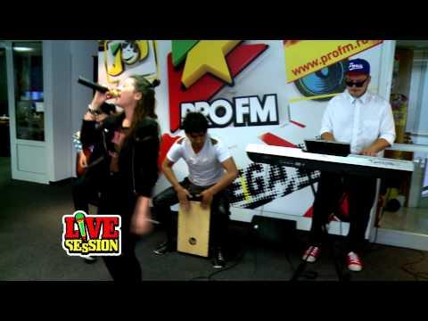 Nicole Cherry - Pana vine vineri | ProFM LIVE Session