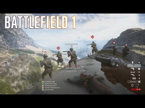 THE PERFECT SPOT! Battlefield 1 Top Plays of the Week #38 (BF1 MONTAGE)