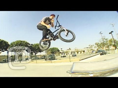 "Long Beach MLK Park ""I Have A Dream"" Sessions Part 3: Crooked World BMX"
