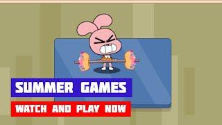 Cartoon Network: Summer Games · Game · Gameplay