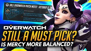 Overwatch   Is Mercy Bad Now? - Meta Balance Discussion