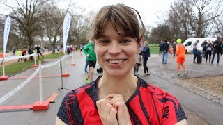 FIRST OFFICIAL RACE!   The Marathon Diaries #2