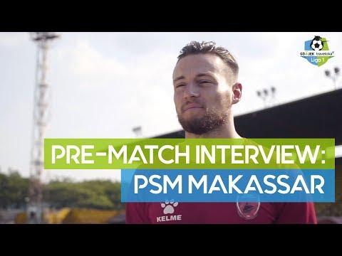 Pre-match Interview: PSM Makassar (vs Persipura Jayapura)