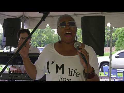 """""""Why Not Gina & Me"""" performed at The Pearl Open House  Music Fest in Silver Spring, MD"""
