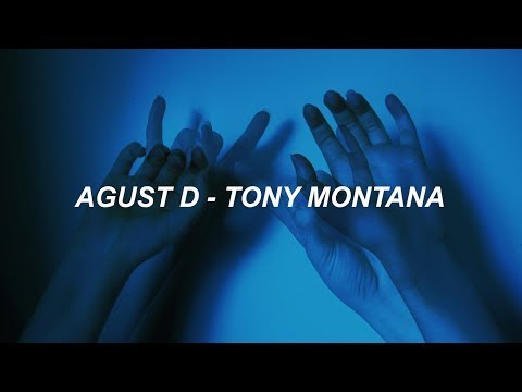 Free Download Agust D 'tony Montana (feat. Yankie)' Easy Lyrics Mp3 dan Mp4