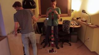 Wieża z Kostek Rubika Vol.7