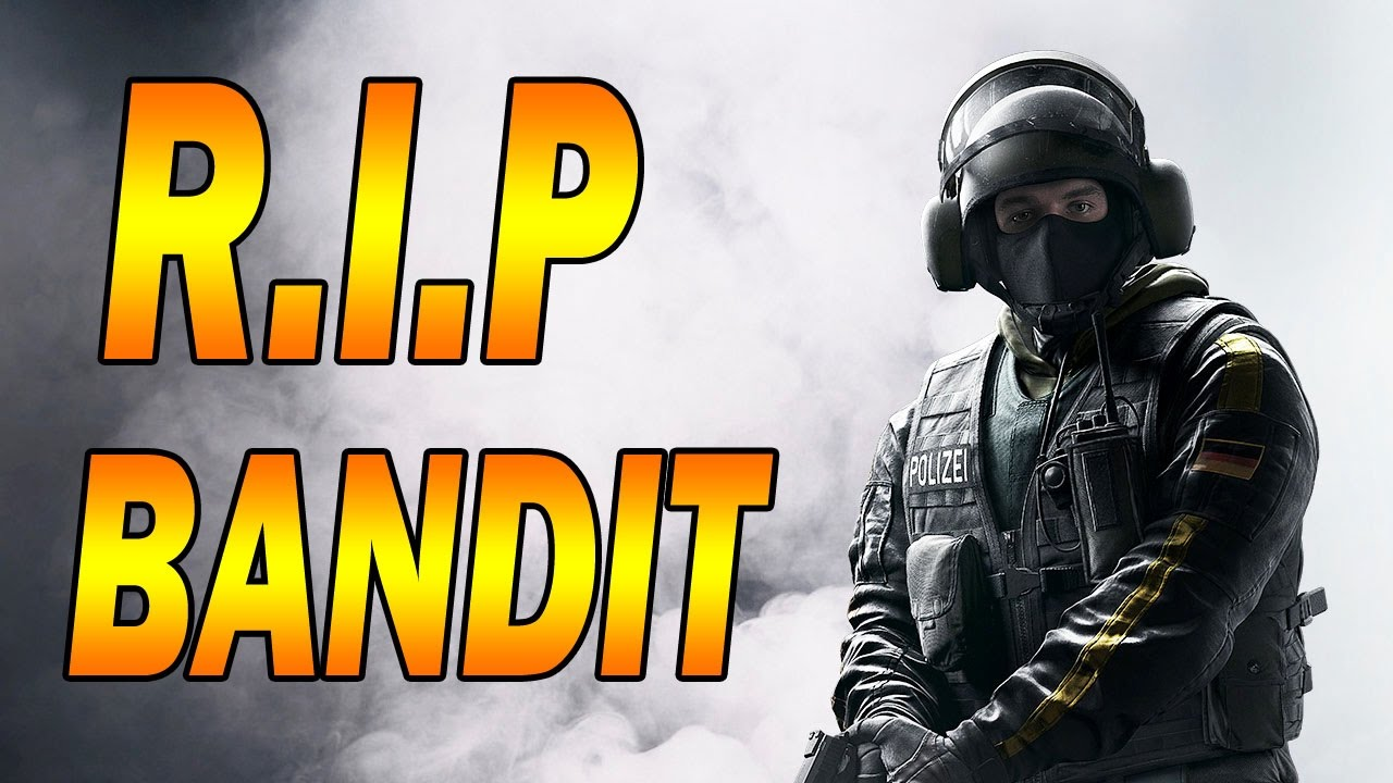 r i p bandit rainbow six siege with squashy02 youtube