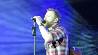 "Dierks Bentley ""The Mountain/I Hold On"" Live @ BB&T Pavilion"