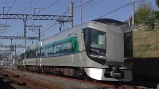 東武500系502F 2017東武ファンフェスタ臨時電車ツアー