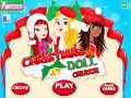Christmas Doll Creator- Free Online Dress Up Fashion Games for Girls Teens