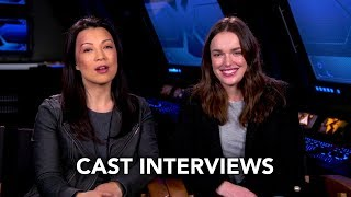 Marvels Agents of SHIELD 100th Episode Cast Interviews HD