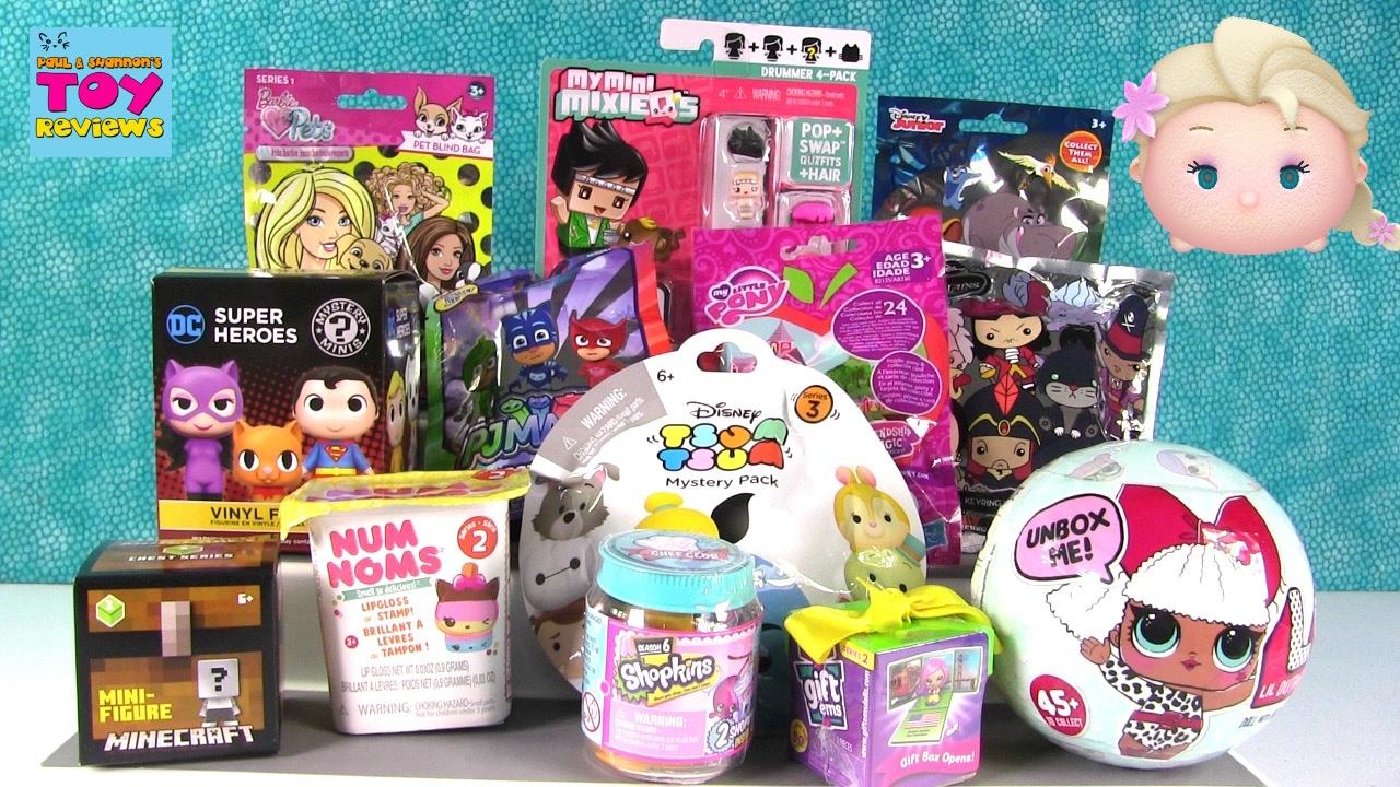 Lol Surprise Doll Num Noms Gift Ems Disney Barbie Pets