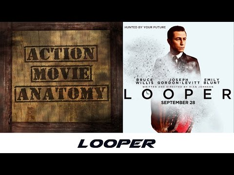 Looper (Bruce Willis, Joseph Gordon-Levitt) Review | Action Movie Anatomy