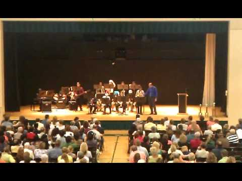 Ali Fernandez Jazz Band - Villages Charter School