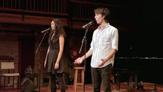 "Sarah Kay & Phil Kaye ""When Love Arrives"""