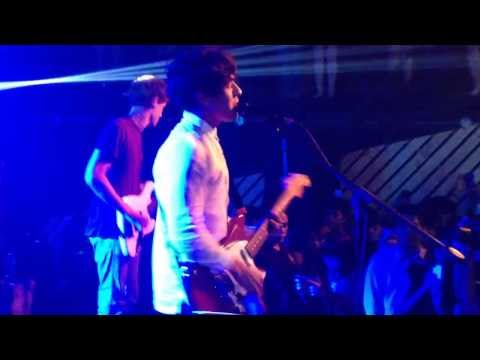Last Dinosaurs - Time and Place (Live at Black Market) mp3