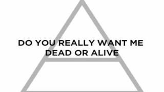 Download Thirty Seconds to Mars - Hurricane (Official Lyric Video)