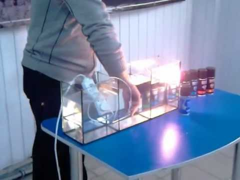 видео: nanoprotech Лампочка 220 v в воде, аквариуме.mp4