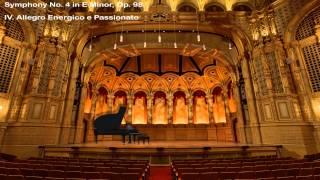 Symphony No. 4 in E Minor, Op. 98 - IV. Allegro Energico e Passionato