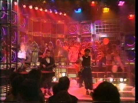 Joboxers  Just Got Lucky Top Of The Pops 1983